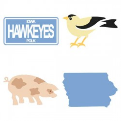 Iowa Hawkeye State - CS