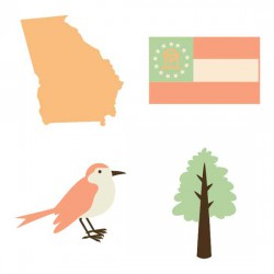 Georgia Peach State - SV