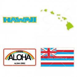 Hawaii Aloha State - GS