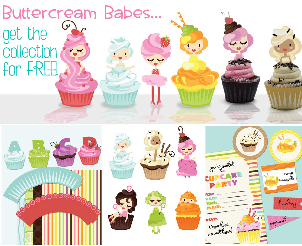 Earn the Buttercream Babes - Promotional Bundle - Free