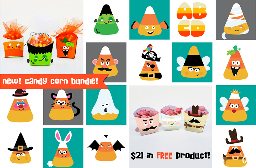 Earn the Candy Corn - Promotional Bundle - Free