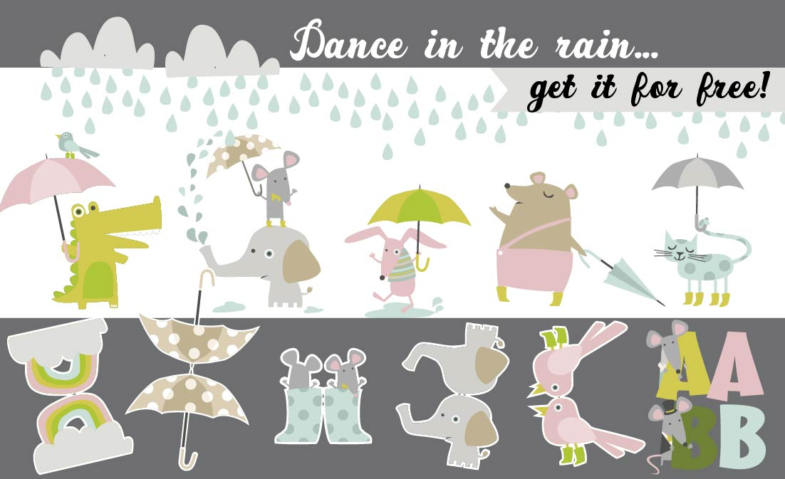 Earn the Dance in the Rain - Promotional Bundle - Free