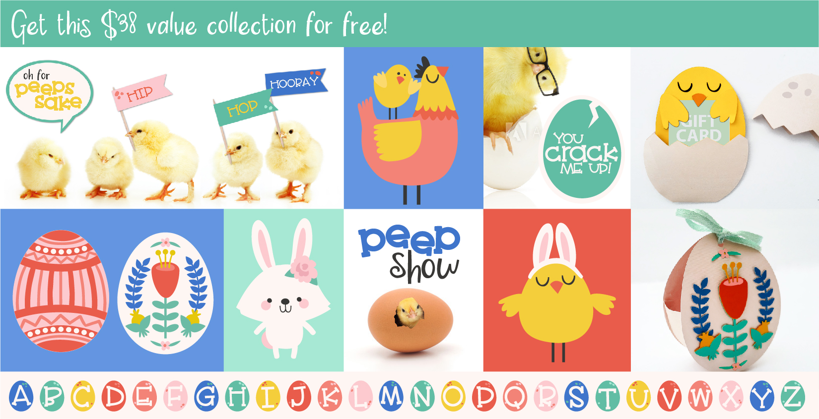 Earn the Egg-cellent - Promotional Bundle - Free