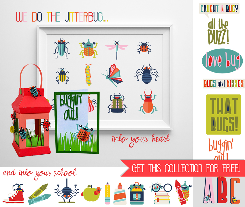 Earn the Jitterbugs - Promotional Bundle - Free