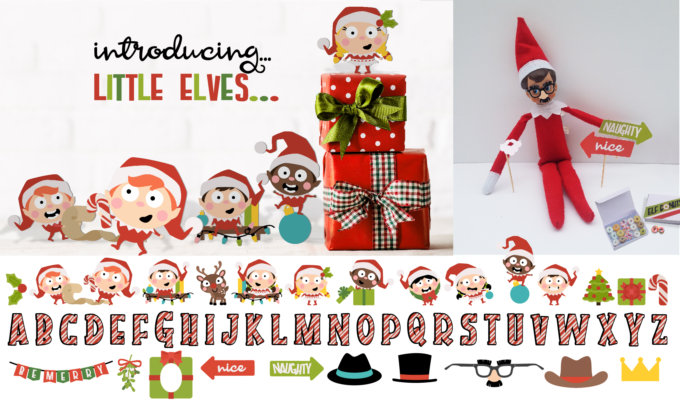 Earn the Little Elves - Promotional Bundle - Free