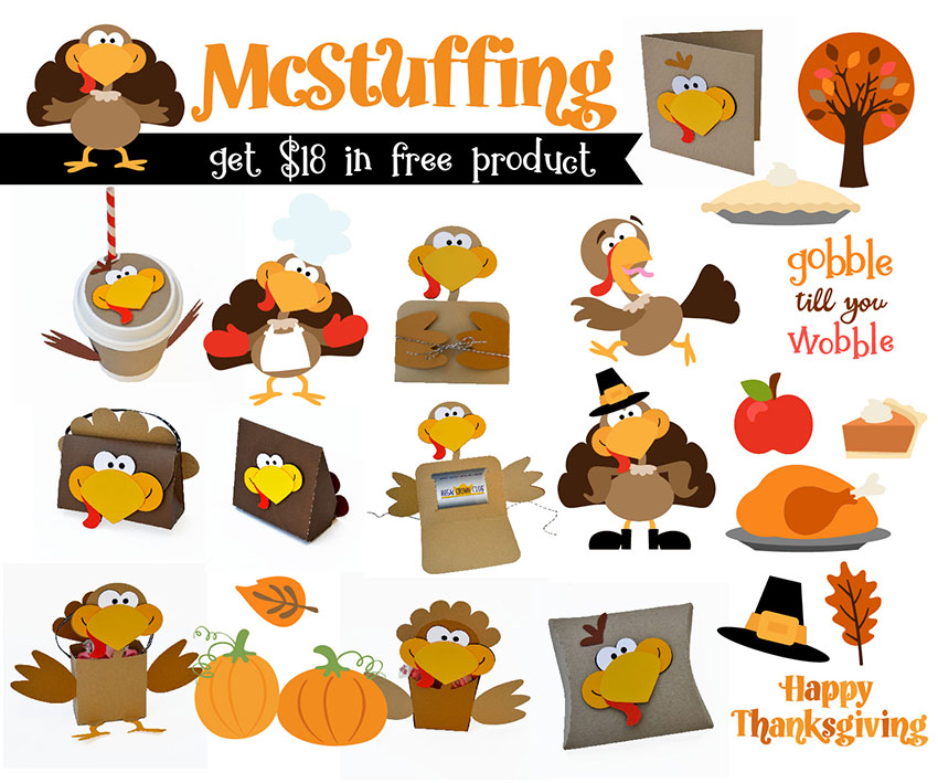 Earn the McStuffing - Promotional Bundle - Free