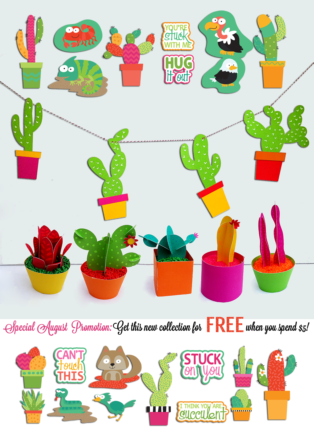 prickly pear collection