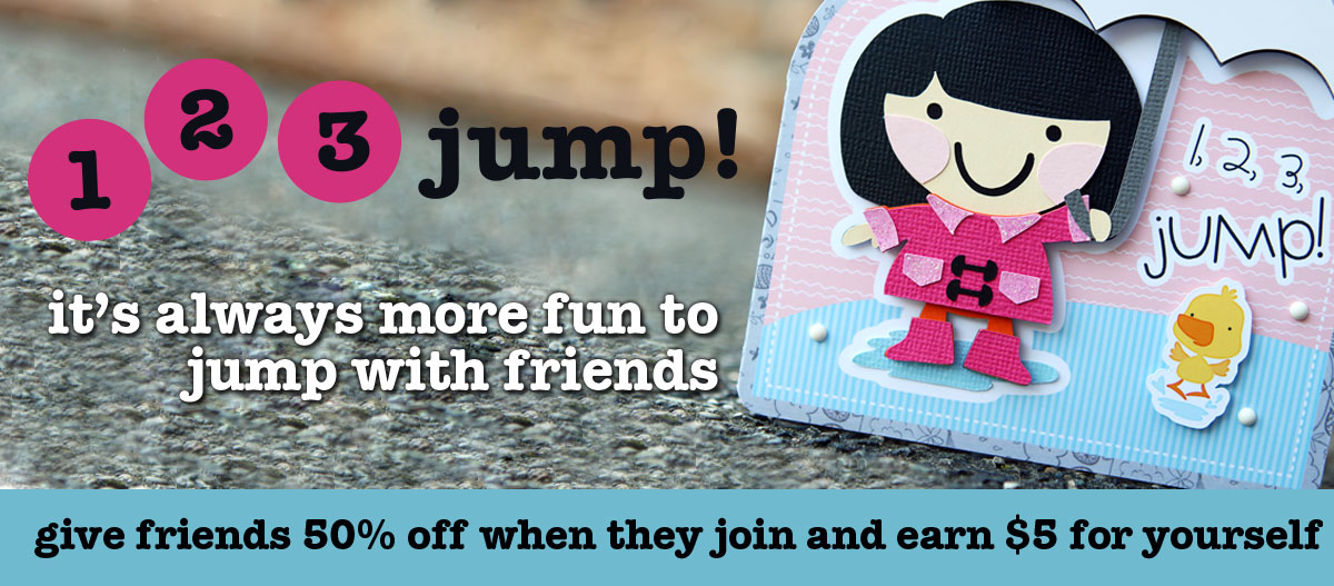 Refer a friend and earn money to spend!