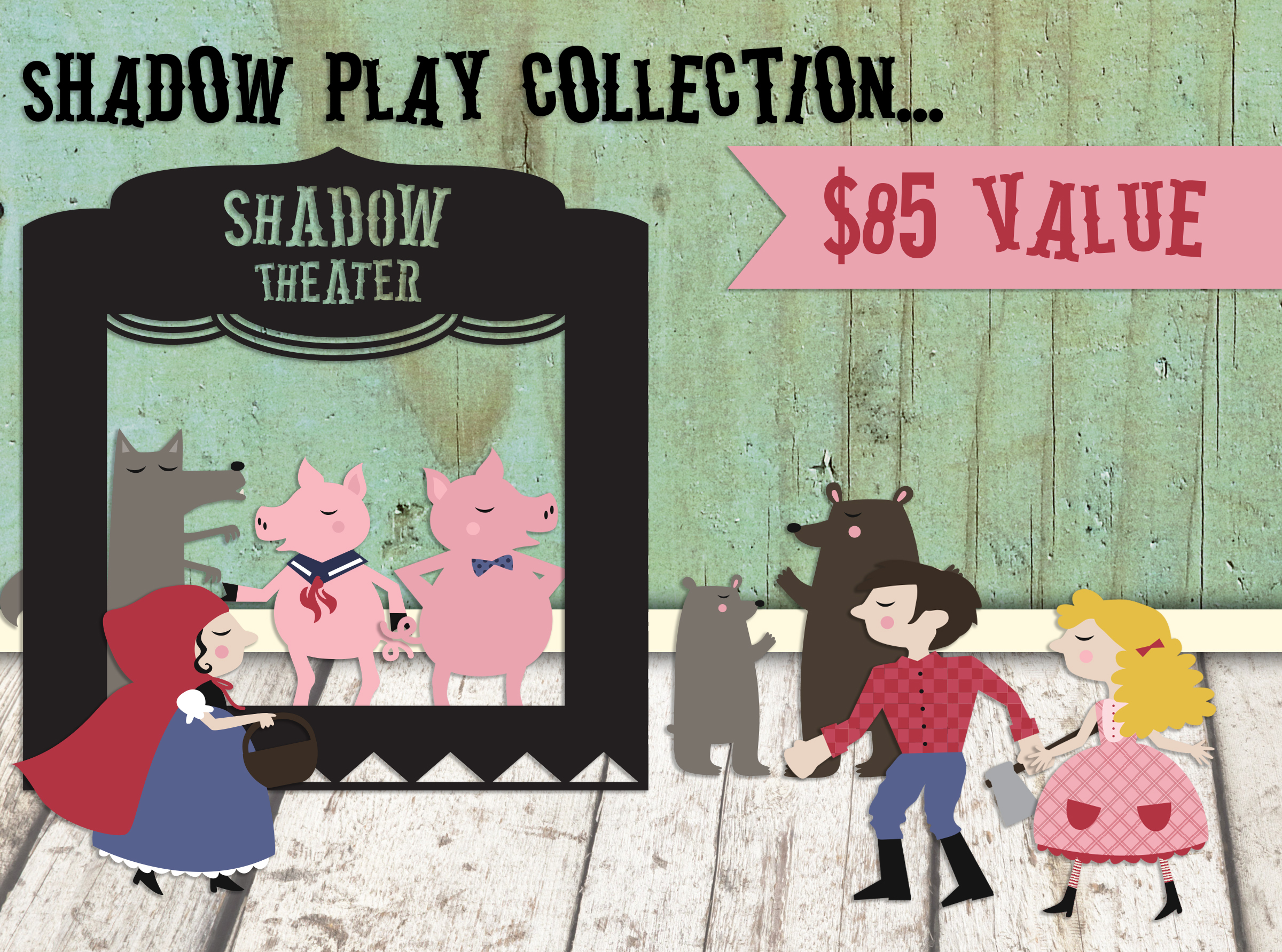 Earn the Shadow Play - Promotional Bundle - Free