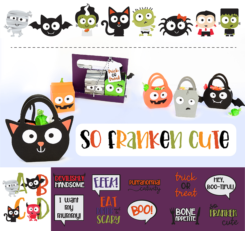 Earn the So Fraken Cute - Promotional Bundle - Free