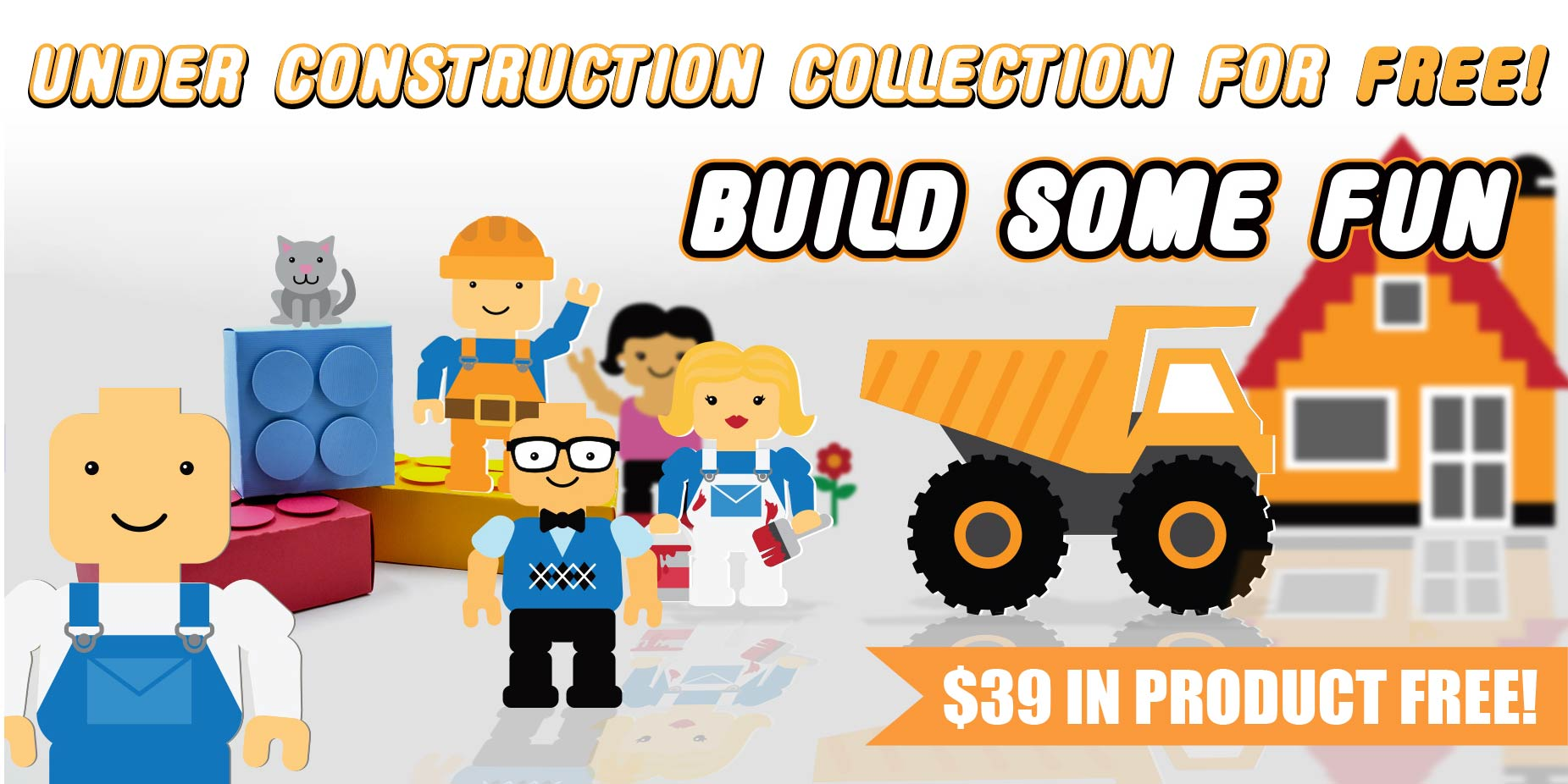 Earn the Under Construction - Promotional Bundle - Free