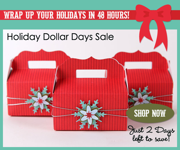 Wrap up your Holidays In 48 Hours!