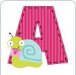 Bugaboo Alphabet