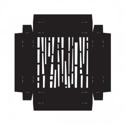 Segments Box Cover - CP