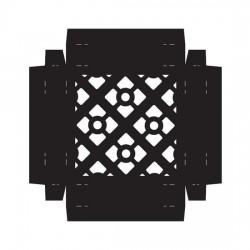 Rhombus Box Cover - CP