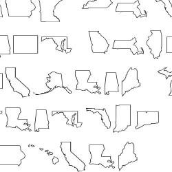 Scrap States - Font
