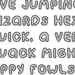 Scrap Cactus - Font