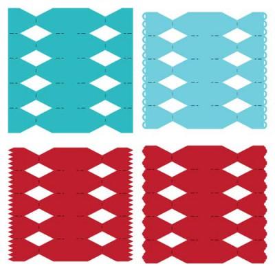 Cracker Favor Boxes - CS