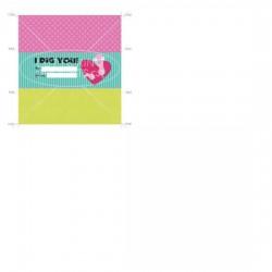 Bugaboo - Dig You - Candy Bar Wrapper - PR