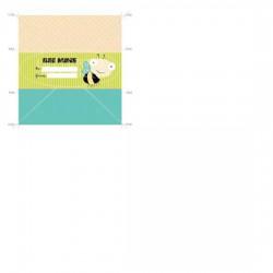 Bugaboo - Bee Mine - Candy Bar Wrapper - PR