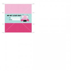 Bugaboo - Love Bug - Candy Bar Wrapper - PR