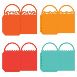 Decorative Flat Bags - CS