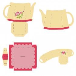 3D Teapot - CS