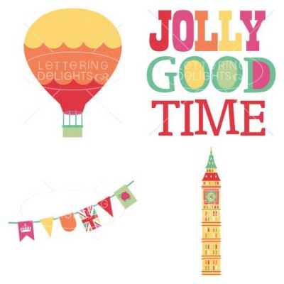 Jolly Good Time - GS