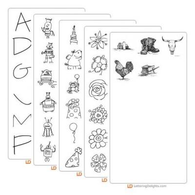 Crazy About Thin Fonts Bundle