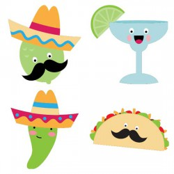 Cinco de Mustache - CS