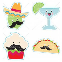 Cinco de Mustache - GS