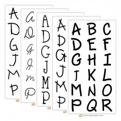 Back to Basics Font Bundle