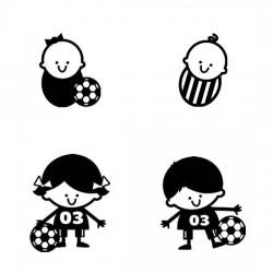 Soccer Stringbeans - SS