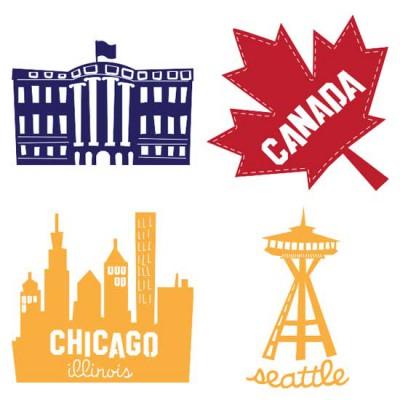 Travel America - SS