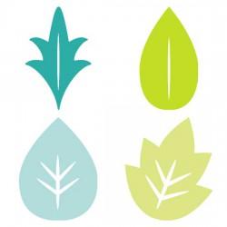 Simple Leaves - SS