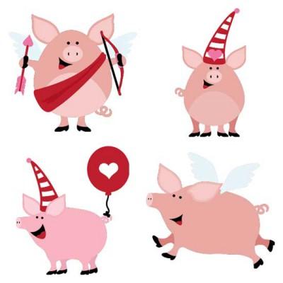 Hogs and Kisses - CS