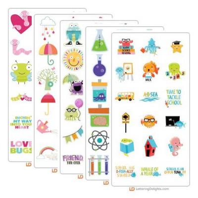 2012 Top Ten Graphics Sets