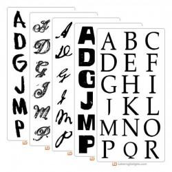 Lil' Bit of Everything Fonts Bundle