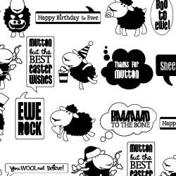 DB Sheep Shape Year - DB