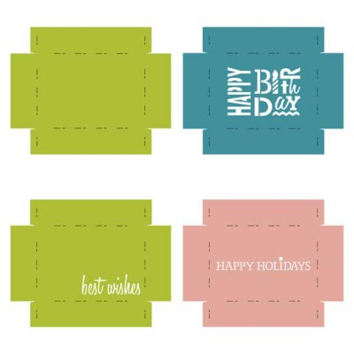 Gift Card Box - CP