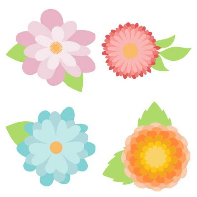 Dimensional Flowers - CP