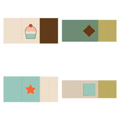 Accordion Lever Cards - CP