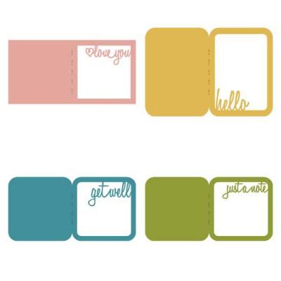 Framed Salutations Cards - CP