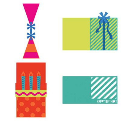 Birthday Cards and Tags - CP