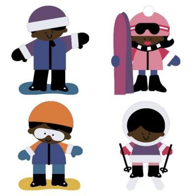 Skiing Stringbeans - CS