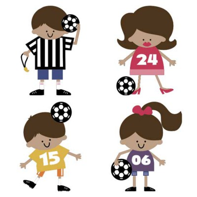 Soccer Stringbeans - CS