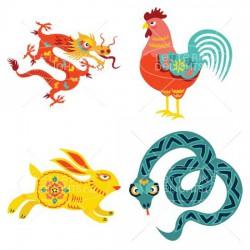 Chinese Zodiac - GS