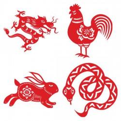 Chinese Zodiac - SS