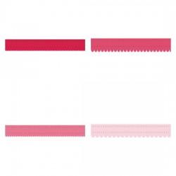Accordion Fold Rosettes - CP