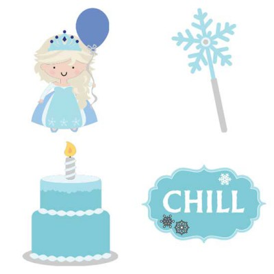 Ice Princess Party - CS